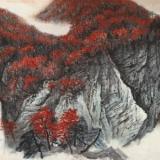何海霞:长安画派代表画家之一