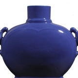 霁蓝釉瓷器:中国传统制瓷工艺的珍品