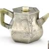 包锡紫砂壶:传世品较少、收藏价值较大
