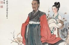 刘凌沧:工笔重彩人物画大师