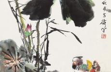 管平湖:中国著名画家、古琴演奏家