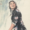 蒋兆和:现代著名人物画家