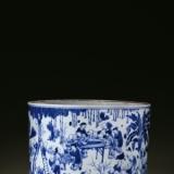 崇祯青花瓷器的特点是什么?