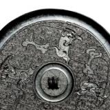 战国铜镜范痕怎么看