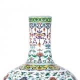 斗彩瓷器收藏价值及鉴定方法