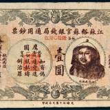 老银元与纸币谁涨价快?