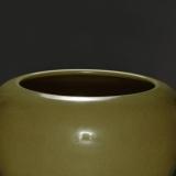 清雍正茶叶末瓷价格