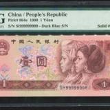 第四套人民币1元券的未来收藏前景到底如何?