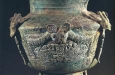 三星堆出土的青铜器,与《山海经》如此相似,巧合吗?