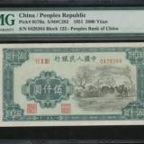 纸币收藏物以稀为贵