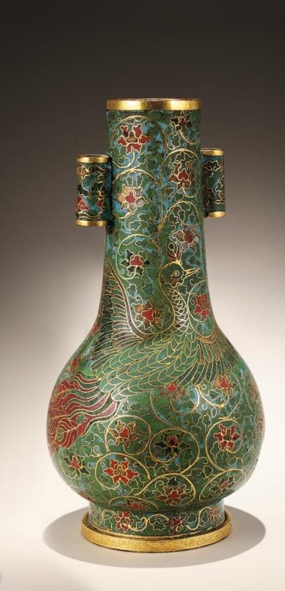 中国艺术品市场涨势如虹