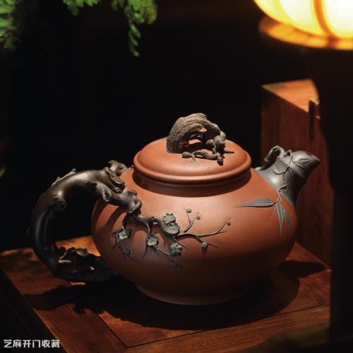紫砂壶的前世与今生