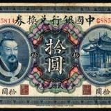 为什么说民国纸币是未来最暴利的收藏品?